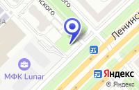 Схема проезда до компании НАУЧНЫЙ ЦЕНТР БИАПОС в Москве