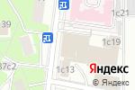 Схема проезда до компании Letenero в Москве
