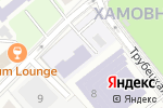 Схема проезда до компании МИТХТ в Москве