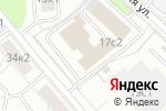 Схема проезда до компании Fabrique в Москве