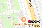 Схема проезда до компании IT-мастер в Москве
