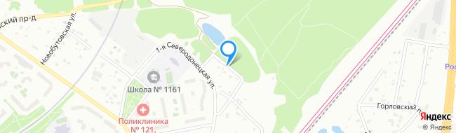 переулок Богучарский 1-й