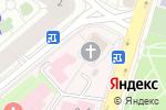 Схема проезда до компании Храм архангела Михаила при клиниках на Девичьем поле в Москве
