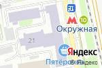 Схема проезда до компании Грейс Лубрикантс в Москве