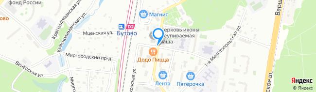 Мелитопольский проезд