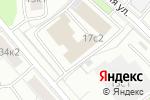 Схема проезда до компании Сервис Мет-М в Москве