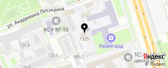 Honda Jeep Service на карте Москвы
