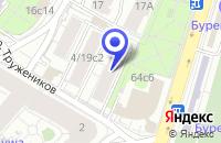 Схема проезда до компании ИНСТИТУТ ПОВЫШЕНИЯ КВАЛИФИКАЦИИ ЦЕНТР ТЕХНИЧЕСКОГО ПРОГРЕССА В МАШИНОСТРОЕНИИ в Москве