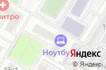 Схема проезда до компании Kangoo Jumps Club Moscow в Москве