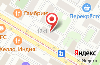 Схема проезда до компании Профгрупп в Москве