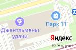 Схема проезда до компании Сиена в Москве