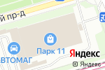 Схема проезда до компании Unionbet в Москве