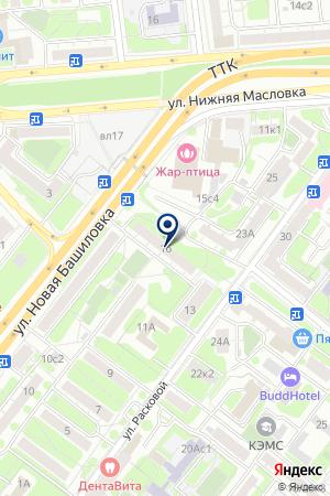 АВТОМОЙКА ЮЛИАН на карте Новой