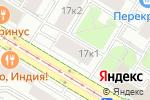 Схема проезда до компании Адвокаты и юристы в Москве