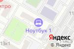 Схема проезда до компании Valtex Travel в Москве