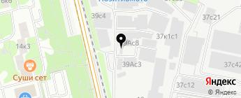 ZipAutoGrad на карте Москвы