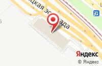 Схема проезда до компании 4П в Москве