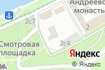 Схема проезда до компании Тестбэт в Москве