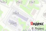 Схема проезда до компании Средняя общеобразовательная школа №538 с дошкольным отделением в Москве