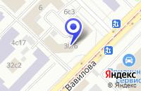 Схема проезда до компании ТФ МИРОВАЯ ФИРМА в Москве