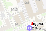 Схема проезда до компании Си Эль парфюм в Москве