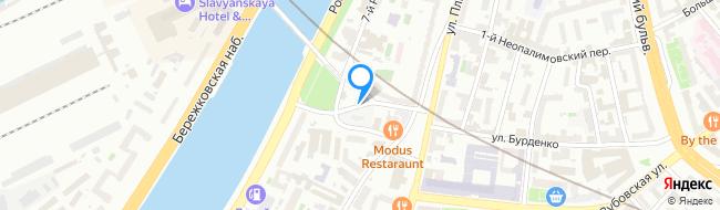 переулок Вражский 1-й