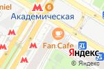 Схема проезда до компании Выгодный ремонт в Москве