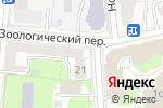Схема проезда до компании Медцентр Здоровье в Москве