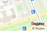 Схема проезда до компании Elestra в Москве