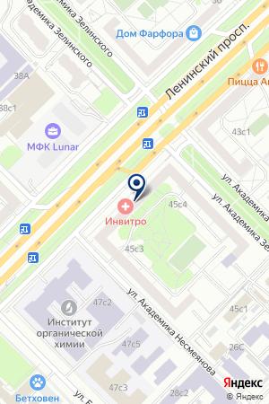 МАГАЗИН БЫТОВОЙ ТЕХНИКИ НЕМЕЦКИЙ СТИЛЬ на карте Москвы
