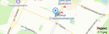 ОкнаМобифон на карте Москвы