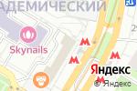 Схема проезда до компании Точка кипения в Москве