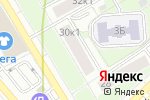 Схема проезда до компании Фотоцентр на Дмитровском шоссе в Москве