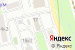 Схема проезда до компании Bytovka-deshevo в Москве