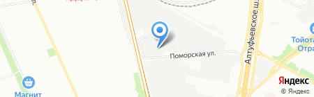 СтеклоМаст на карте Москвы