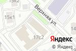 Схема проезда до компании Morgan Business Group в Москве