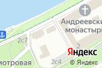 Схема проезда до компании МаркПриор в Москве