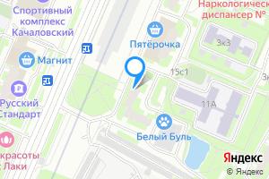 Комната в Москве Дмитрия Донского б-р, 17