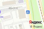 Схема проезда до компании Баргас в Москве