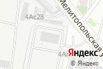 Схема проезда до компании ДМТ-Пласт в Москве