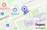 Схема проезда до компании ЛИЗИНГОВАЯ КОМПАНИЯ ЕВРОПЛАН в Москве