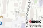 Схема проезда до компании Elitbags в Москве