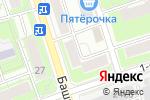 Схема проезда до компании Канада Моторс в Москве