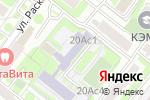 Схема проезда до компании Специальная (коррекционная) общеобразовательная школа-интернат №52 в Москве