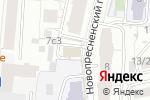 Схема проезда до компании Boomboots в Москве
