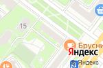 Схема проезда до компании Ваше турагентство в Москве