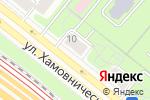Схема проезда до компании X-DECO в Москве