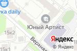 Схема проезда до компании Сувенир Медиа в Москве