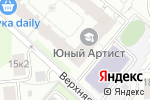 Схема проезда до компании Крафтман в Москве