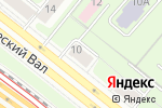 Схема проезда до компании Аукционный дом №1 в Москве